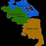 Leaderregionen im Landkreis Vorpommern-Greifswald