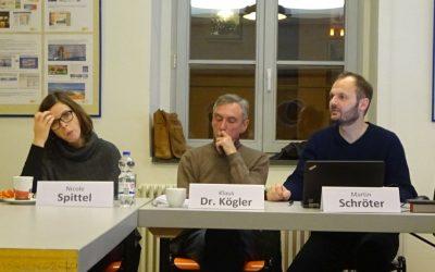Die 12. Sitzung der LAG am 11.01.2017 in Greifswald
