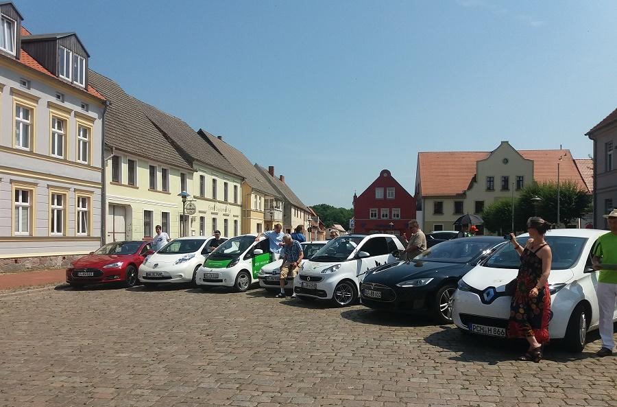 Einladung zur Veranstaltung: E-Mobilität in Vorpommern