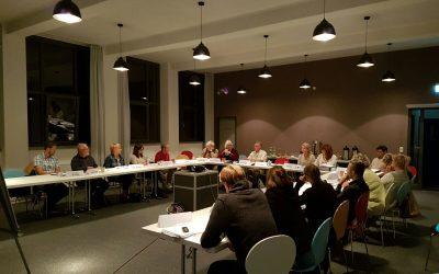 11. Sitzung der LAG – 21.09.2016