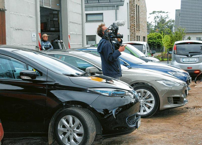 Weitere Ladestation für Elektroautos auf Usedom