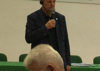 Vorsitzender Zusammenschluss LAG'n Westpommern