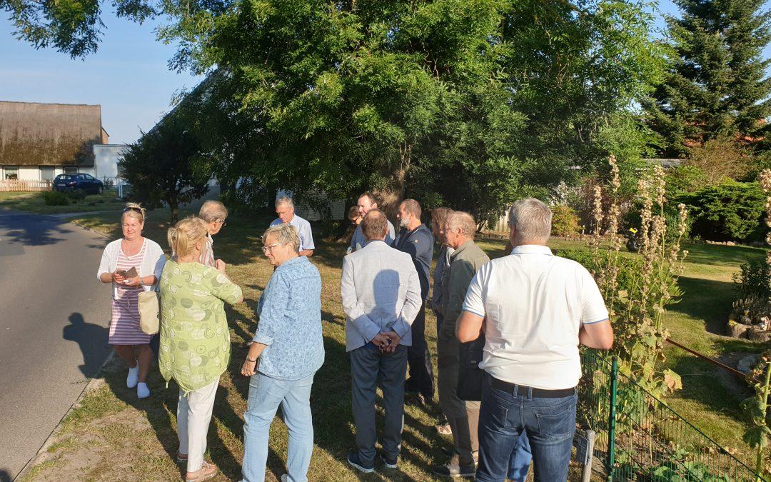 Kinder werden mobil und der Naturerlebnispark Gristow erhält sein neues Herzstück